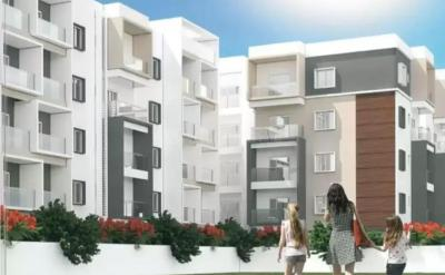 Gallery Cover Image of 1290 Sq.ft 3 BHK Apartment for buy in JP Nagar for 5934000