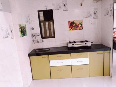 Gallery Cover Image of 510 Sq.ft 1 BHK Apartment for rent in Parel for 31000