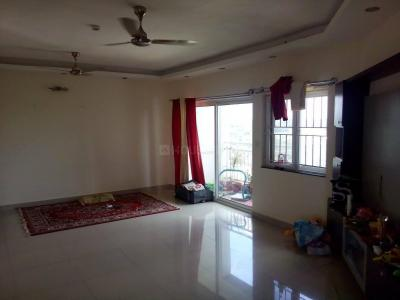Gallery Cover Image of 1380 Sq.ft 3 BHK Apartment for rent in Kumar Princetown, Jalahalli West for 21500