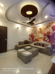Gallery Cover Image of 700 Sq.ft 2 BHK Independent Floor for buy in Dwarka Mor for 3500000