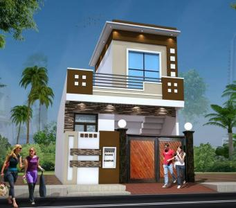 Gallery Cover Image of 680 Sq.ft 2 BHK Independent House for buy in Paharia for 3800000