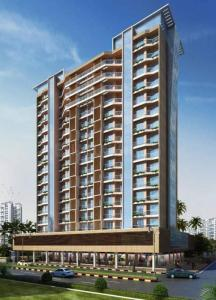 Gallery Cover Image of 1020 Sq.ft 2 BHK Apartment for buy in MS H2O, Santacruz East for 22500000