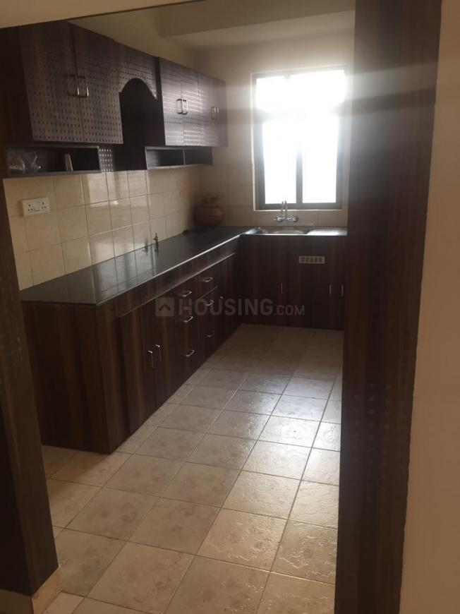 Kitchen Image of 1430 Sq.ft 3 BHK Apartment for buy in Thara for 4100000