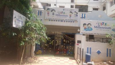 Gallery Cover Image of 2025 Sq.ft 3 BHK Independent House for rent in Nizampet for 20000