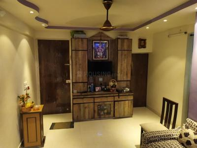 Gallery Cover Image of 1400 Sq.ft 3 BHK Apartment for rent in Kharghar for 30000