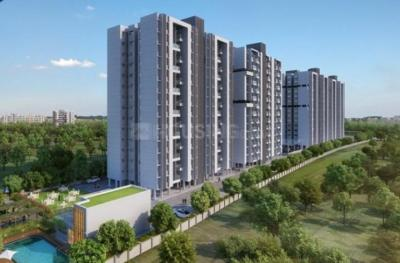 Gallery Cover Image of 660 Sq.ft 1 BHK Apartment for buy in Benchmarrk Kairosa Cluster A, Punawale for 3300000