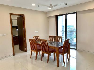 Gallery Cover Image of 2400 Sq.ft 4 BHK Apartment for buy in Rustomjee Seasons, Bandra East for 130000000