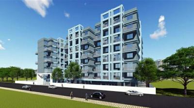 Gallery Cover Image of 643 Sq.ft 1 BHK Apartment for buy in Ramoli Srushti Elegance Park, Vikas Nagar for 2790000