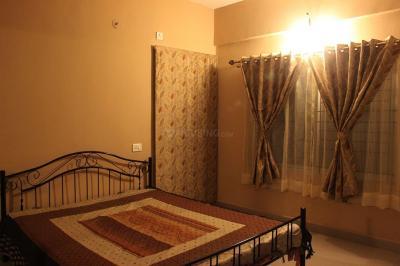 Gallery Cover Image of 1100 Sq.ft 1 BHK Apartment for rent in Krishnarajapura for 16500