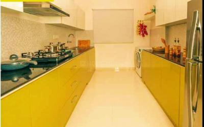 Kitchen Image of 995 Sq.ft 2 BHK Apartment for buy in Casagrand Tudor, Mogappair for 8000000