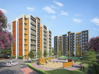 Gallery Cover Image of 650 Sq.ft 2 BHK Apartment for buy in Neral for 2500000