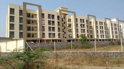 Gallery Cover Image of 452 Sq.ft 2 BHK Apartment for buy in Sanaswadi for 2100000