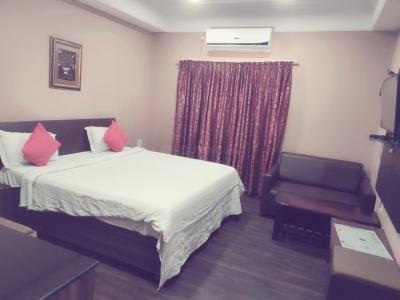 Bedroom Image of New Vijitha Ladies PG in Ashok Nagar