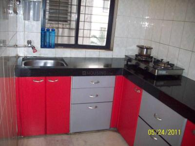 Gallery Cover Image of 650 Sq.ft 2 BHK Apartment for rent in Nerul for 24000