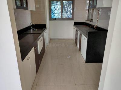Kitchen Image of 1250 Sq.ft 2 BHK Apartment for rent in Sheth Auris Serenity Tower 1, Malad West for 55000