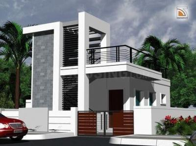 Gallery Cover Image of 850 Sq.ft 2 BHK Independent House for buy in Semmancheri for 3995800