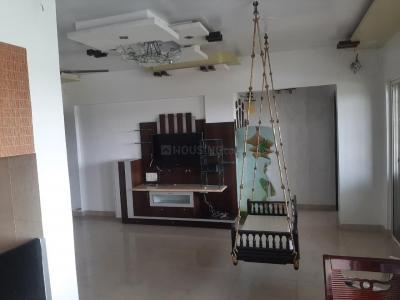 Gallery Cover Image of 1100 Sq.ft 3 BHK Apartment for rent in Goel Hari Ganga, Yerawada for 38000
