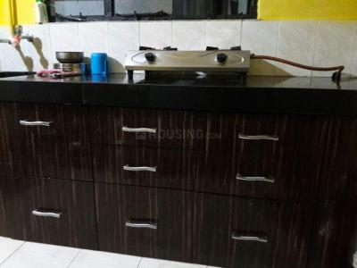 येरवाड़ा  में 2700000  खरीदें  के लिए 2700000 Sq.ft 1 BHK अपार्टमेंट के किचन  की तस्वीर