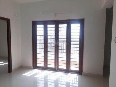 Gallery Cover Image of 1100 Sq.ft 2 BHK Apartment for rent in NRI Layout for 23000