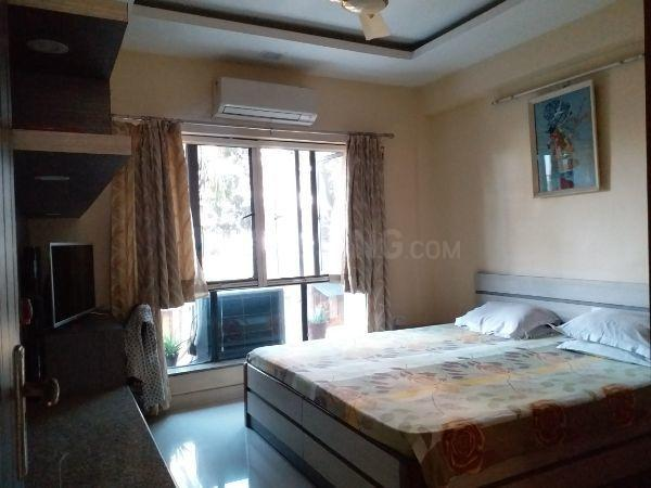 Bedroom Image of 1540 Sq.ft 3 BHK Apartment for rent in Tangra for 40000