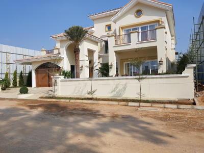 Gallery Cover Image of 5176 Sq.ft 4 BHK Villa for buy in Sri Aditya Casa Grande, Gandipet for 135900000
