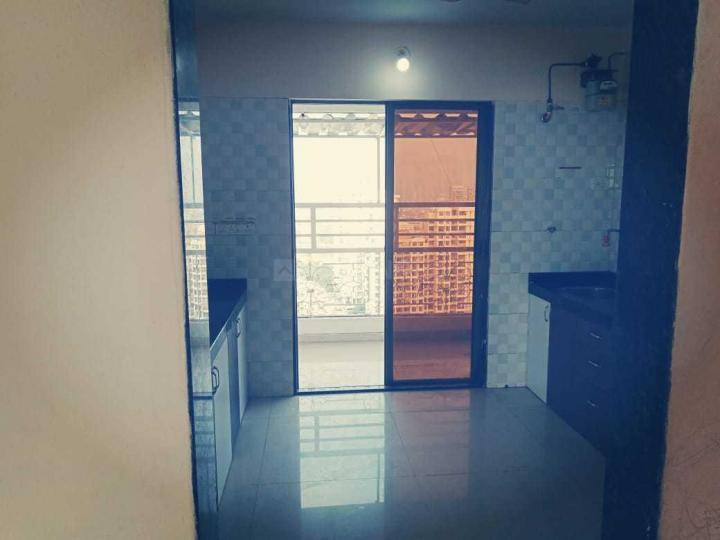 Kitchen Image of 1356 Sq.ft 2 BHK Apartment for rent in Sanpada for 45000