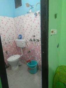 Bathroom Image of Anaya Girls PG in Burari