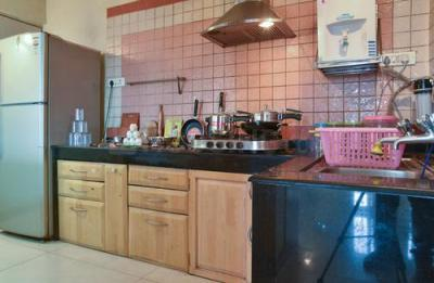 Kitchen Image of 602 Cosmos Prime in Magarpatta City
