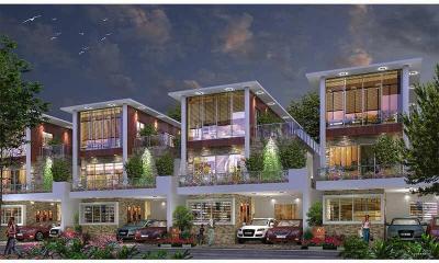 Gallery Cover Image of 2524 Sq.ft 4 BHK Villa for buy in Shravanthi Oakridge, Talaghattapura for 17700000