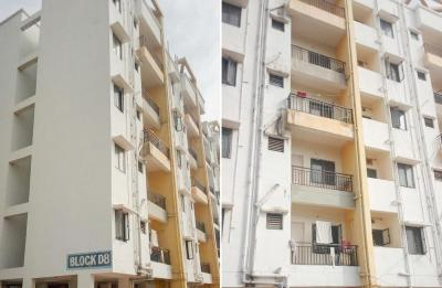 Gallery Cover Image of 750 Sq.ft 1 BHK Apartment for rent in Pocharam for 11200