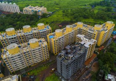 Gallery Cover Image of 1191 Sq.ft 3 BHK Apartment for buy in Tharwani Realty Ariana Phase III, Badlapur West for 5100000