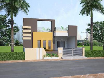 Gallery Cover Image of 850 Sq.ft 3 BHK Independent House for buy in Supela for 3100000