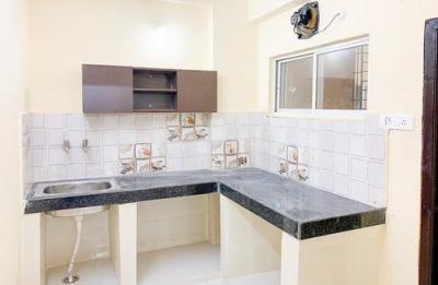 Kitchen Image of Sarovar Residency Flat No-102 in Mettuguda