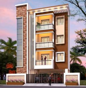 Gallery Cover Image of 1500 Sq.ft 3 BHK Apartment for buy in Raja Annamalai Puram for 24000000