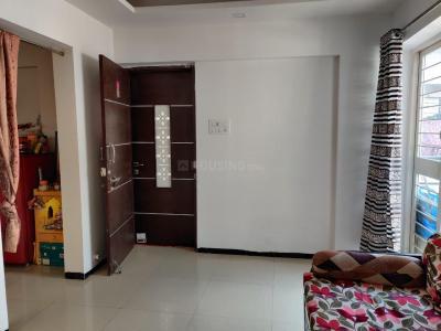 Gallery Cover Image of 680 Sq.ft 1 BHK Apartment for rent in Om Shriniwas Venkatesh Classic, Handewadi for 10000