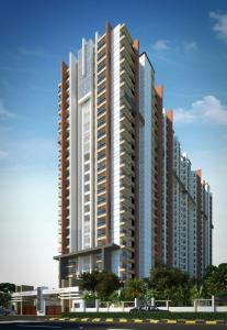 Gallery Cover Image of 1215 Sq.ft 2 BHK Apartment for buy in Sai Purvi Symphony, Thippasandra for 6330000