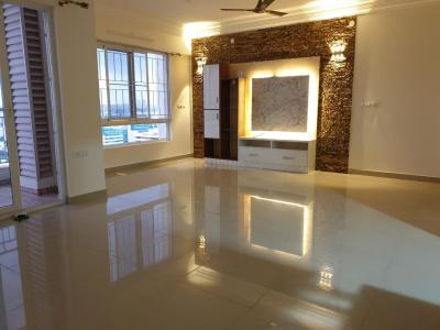 Gallery Cover Image of 1996 Sq.ft 3 BHK Apartment for buy in The Icon, Thanisandra for 18000000