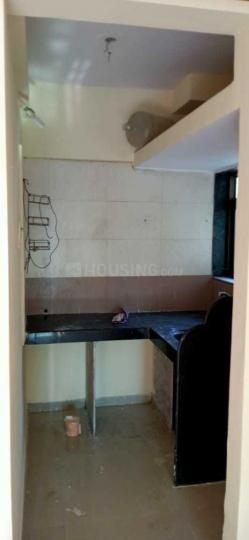 Kitchen Image of 700 Sq.ft 1 BHK Apartment for rent in Kharghar for 14000