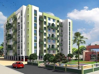 Gallery Cover Image of 570 Sq.ft 1 BHK Apartment for buy in Moshi for 3016000