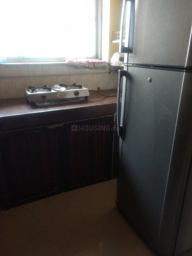 Kitchen Image of 750 Sq.ft 2 BHK Apartment for rent in Andheri East for 45000