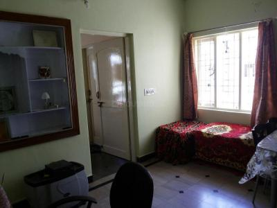 Gallery Cover Image of 650 Sq.ft 1 BHK Apartment for rent in SM Arcade, Mahadevapura for 14000