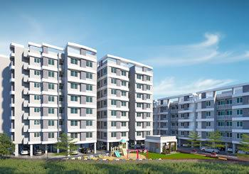 Gallery Cover Image of 1150 Sq.ft 1 BHK Apartment for buy in Kendranagar for 2350000