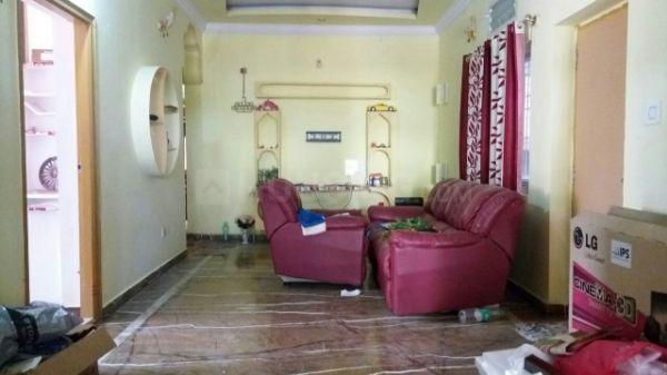 Living Room Image of 2000 Sq.ft 5 BHK Independent House for rent in Battarahalli for 32000