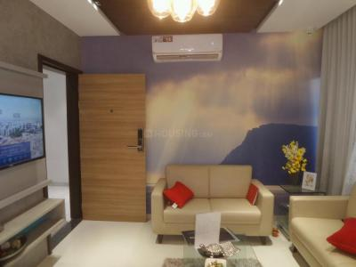 Gallery Cover Image of 1021 Sq.ft 2 BHK Apartment for buy in Dhanori for 5200000
