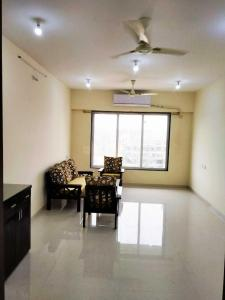 Gallery Cover Image of 620 Sq.ft 1 BHK Apartment for rent in Bandra West for 50000