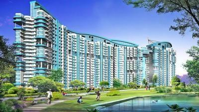 Gallery Cover Image of 3025 Sq.ft 4 BHK Apartment for buy in Amrapali Platinum, Sector 119 for 11500000