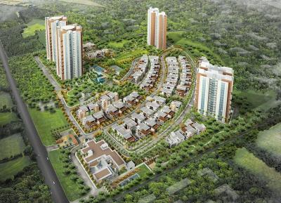 Gallery Cover Image of 6651 Sq.ft 4 BHK Apartment for buy in Whitefield for 67500000