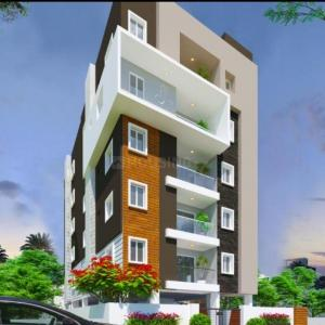 Gallery Cover Image of 1455 Sq.ft 3 BHK Apartment for buy in Miyapur for 7566000