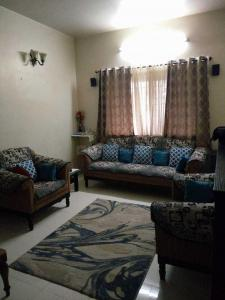 Gallery Cover Image of 970 Sq.ft 2 BHK Apartment for rent in Pashan for 25000