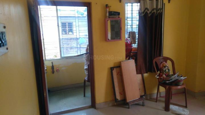 Living Room Image of 850 Sq.ft 2 BHK Apartment for rent in Agarpara for 8000